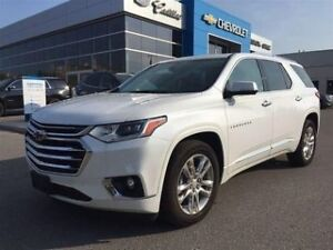 2018 Chevrolet Traverse High Country   DEALERSHIP DEMO