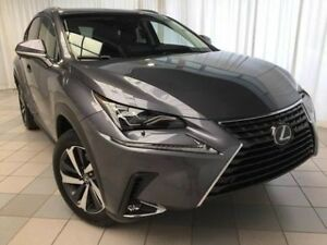 2019 Lexus NX 300h Executive Package