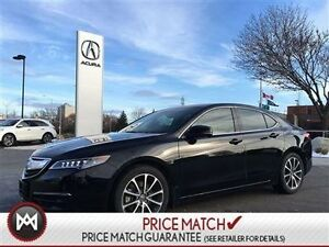 2015 Acura TLX AWD CERTIFIED NAVIGATION