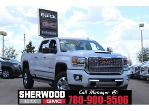 2018 GMC Sierra 3500HD Denali | Duramax | Heated/AC Leather | Me
