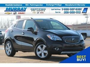 2015 Buick Encore AWD*HEATED MIRRORS,REMOTE START,TRAFFIC ALERT*