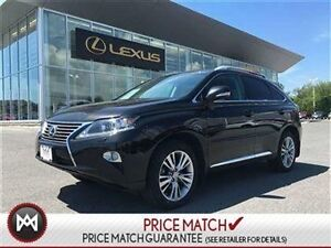 2013 Lexus RX350 ULTRA PREMIUM 1 WITH BLINDSPOT MONITOR Kingston Kingston Area image 1
