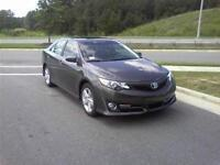 Very low mileage 2012 Toyota Camry LE Sedan with only 15,000 KM