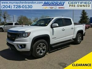 2018 Chevrolet Colorado Crew Cab Z71 4WD *Backup Cam* *Heat Leat