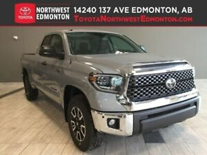 2019 Toyota Tundra 4X4 Double Cab SR5 Plus 5.7L | TRD Off-Road