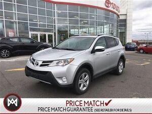 2013 Toyota RAV4 XLE: DUAL CLIMATE CONTROL, SUNROOF THIS is a GR