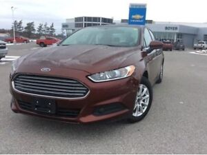 2016 Ford Fusion S   ONE OWNER   REAR CAMERA