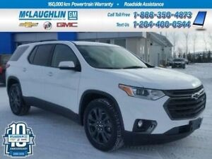 2019 Chevrolet Traverse RS