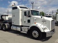 Kenworth T800 Slepper / Couchette ISX 475