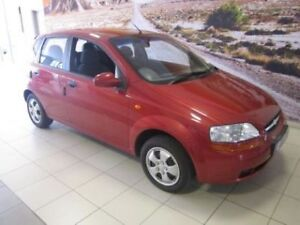 2005 Chevrolet Aveo 5 - AUTOMATIC (with added 4 Winter Tires)