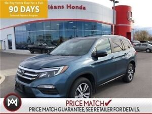 2016 Honda Pilot EX-L/NAVI LOADED LEATHER ROOF BACKUP CAMERA RAR