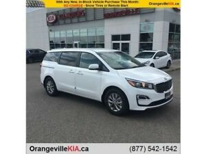 2019 Kia Sedona LX 8-pass with LEATHER