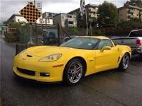 2009 Chevrolet Corvette Z06 NO ACCIDENTS