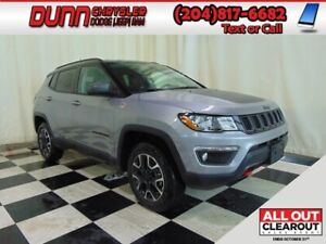 2019 Jeep Compass * TRAILHAWK 4X4 * REMOTE START *