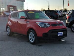 2019 Kia Soul LX *with Heated Seats. Heated Mirrors. Remaining W