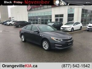 2018 Kia Optima EX Tech Automatic