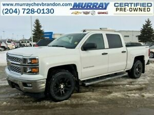 2014 Chevrolet Silverado 1500 Crew Cab LT 4WD *Backup Camera*  *