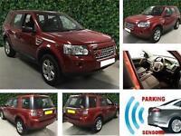 2008 Land Rover Freelander 2 2.2 TD4 GS 5dr