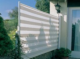 Weinor Paravento retractable side screen