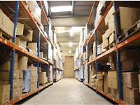 Position Available: Warehouse Clerk