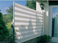 Retractable Side Blind (Privacy Screen) by Weinor Paravento