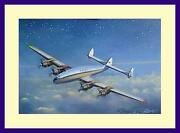 Signed Aviation Prints