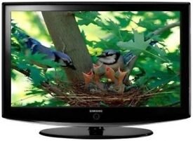 """Samsung LE37R87BD 37"""" HD READY LCD TV, SECOND HAND, SOLD AS SEEN."""