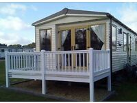 Platinum 3 bed caravan wild duck holiday park gt Yarmouth 1
