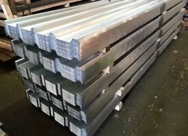 Galvanised BOX Profile Roofing Sheets 10 Feet Long