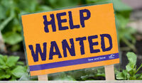 Help wanted for part-time farm & landscaping work