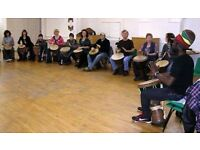 African Drumming Class - Beginners Level - Leamington Spa - Monday Evenings