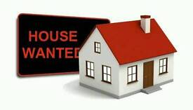 Houses wanted!