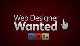 Experienced Designer / Web Designer, Full-Time, Dorking, Surrey, £30 - £33,000 per annum