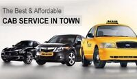AFFORDABLE TAXI SERVICE, CHEAPER THAN UBER, LYFT & TAXI CAB.
