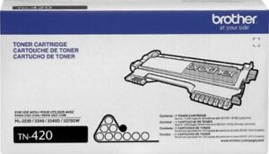 Brother Compatible TN-360 OR TN-420 Toner Cartridge