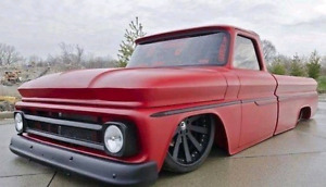Wanted 63 to 66 chevy or gmc truck