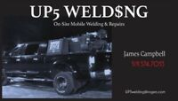 Mobile Welding, Repair, and Fabrication