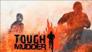 Selling Two Tough Mudder Tickets for $125 each