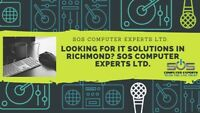 Looking for IT Solutions in Richmond? SOS Computer Experts Ltd.