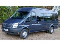 MINIBUS HIRE BOOKING WITH DRIVER - AIRPORTS - DAY TRIPS - ASIAN WEDDINGS - THEME PARKS - FUNCTIONS