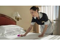 Need a Housekeeper? Two Hours FREE Cleaning Upon Registering!