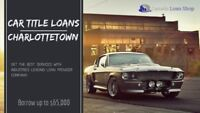 Instant Loan Approval With Car Title Loans Charlottetown