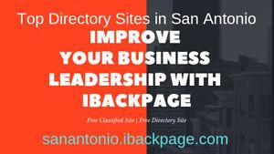 Top Directory Sites in San Antonio