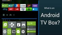 Android Box - Live TV - Free movies/Tv Show