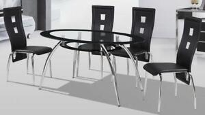 small dining table set (GL925)