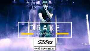 Drake: Summer Sixteen Tour SEPT 20th
