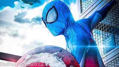 New Civil War Captain Spider-Man 3D Printing Costume - Spiderman Civil War Costume