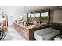 Recruiting an experienced and commerciallly focussed Coffee House Manager