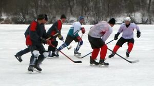 Wanted: Looking for ice hockey equipment to support amateur team