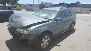 Wrecking 2004 VY II Holden Adventra CX8 Bayswater Bayswater Area Preview